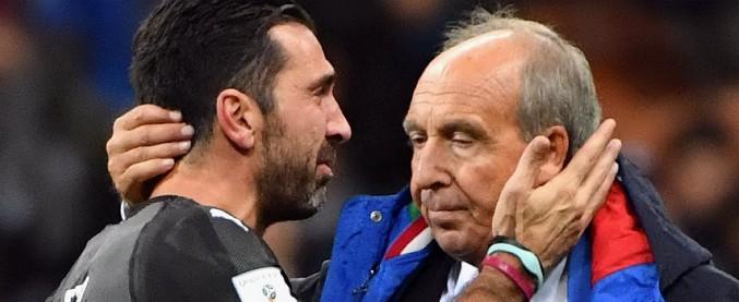 Italia-Svezia 0-0, è Apocalisse Nazionale: disastro Ventura, azzurri di cuore ma senza un'idea dicono addio a Russia 2018