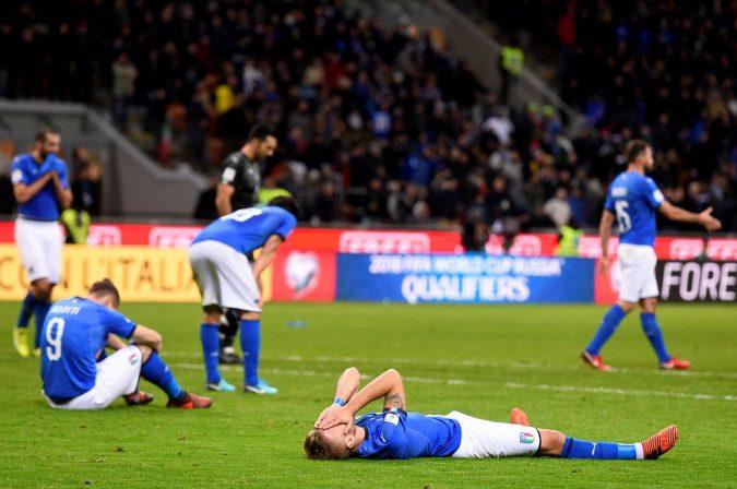 A San Siro contro la Svezia non vanno oltre lo 0-0. Un'Italietta da harakiri