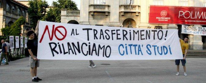 Milano, l'università trasloca ma certa stampa non se ne accorge