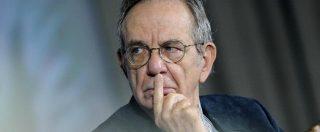 """Elezioni, Padoan: """"Italia elemento di incertezza per l'Ue. Governo lavora al Def, i partiti affiancheranno loro documenti"""""""