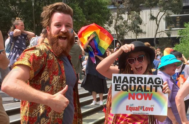 Nozze gay |  in Australia stravince il sì al referendum |  la legge sarà approvata entro