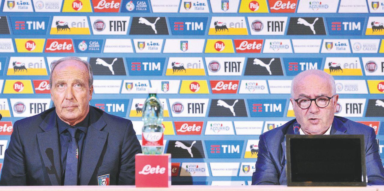 Sul Fatto del 15 novembre – Tavecchio non molla la Figc e Ventura si aggrappa ai soldi