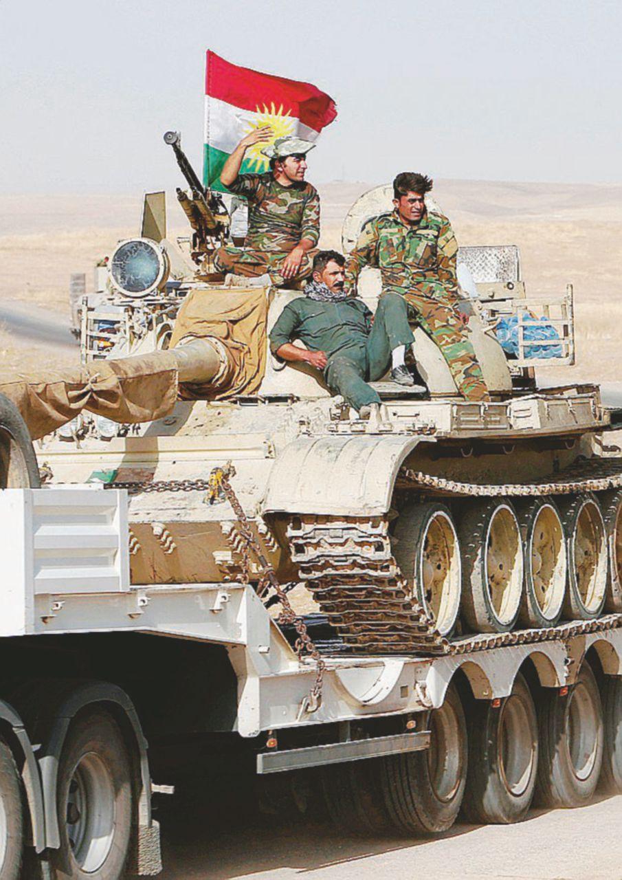 La retromarcia del Kurdistan