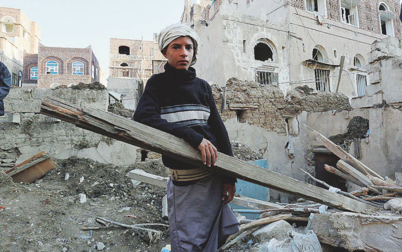 Tra bombe e aiuti umanitari italiani double-face in Yemen