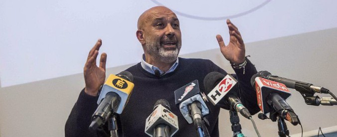 """Regione Lazio, Sergio Pirozzi sfida il centrodestra e si candida ufficialmente: """"Le primarie? Potevano farle prima"""""""