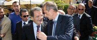 Centrosinistra, la missione diplomatica di Fassino: vede Grasso e Boldrini e chiede aiuto a Prodi. Ma D'Alema gli dice già no