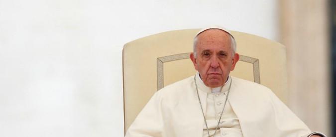 """Papa Francesco ai maestri: """"Si respira aria malsana per pregiudizi per stranieri e diversi"""""""