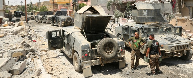 """Iraq, Baghdad: """"Caduta ultima roccaforte Isis"""". Coalizione: """"Il califfato è alla fine"""""""