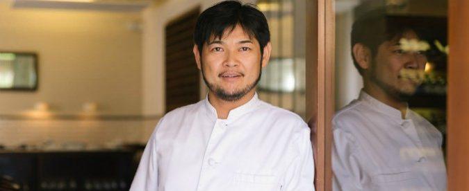 Metti un giapponese ai fornelli a cucinare i piatti della tradizione romana e…