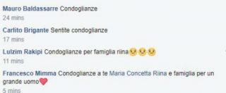 """Totò Riina morto, sulle pagine Facebook dei familiari centinaia di messaggi di cordoglio: """"È stato un grande uomo"""""""