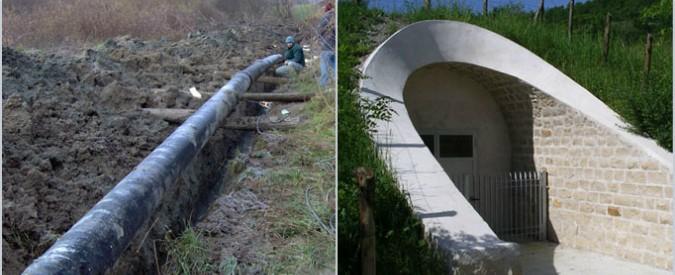 Incompiute, capolavoro dell'acquedotto marchigiano: è costato 55 milioni e serve metà dei comuni. Che però lo pagano