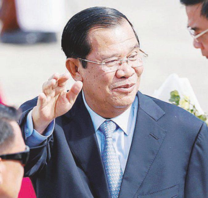 Il senso di Hun Sen per l'opposizione: una sentenza e l'avversario non c'è più