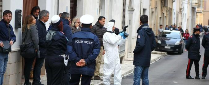 Taranto: carabiniere uccide la sorella, il cognato e il padre e poi tenta il suicidio