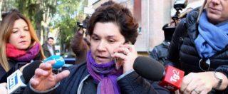 """Riina morto, a Parma la vedova e la famiglia del boss per l'autopsia. La figlia Maria Concetta ai cronisti: """"Vi denuncio"""""""