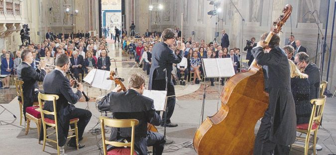 L'Orchestra della Rai e il Mago di Oz. Musica dalla parte dei bambini