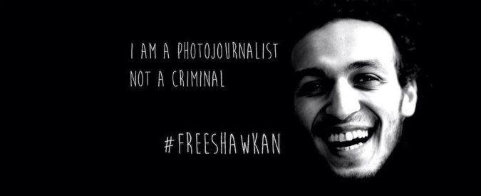 Egitto, il fotoreporter Shawkan è ancora in carcere. Ma il giornalismo non è un crimine