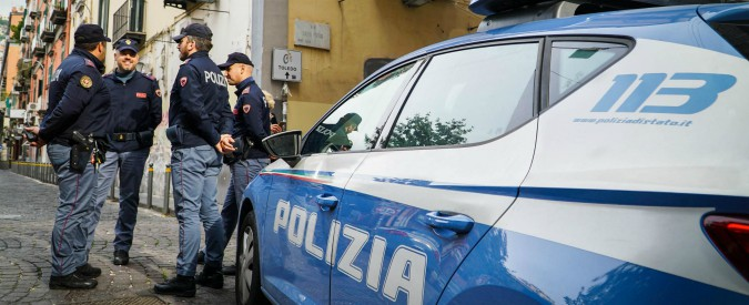 Napoli, sparatoria tra giovanissimi al quartiere Chiaia: quattro feriti
