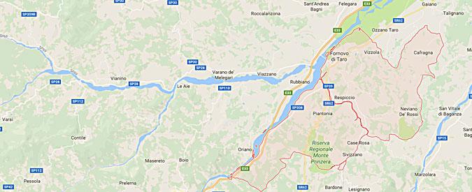 Parma, terremoto di magnitudo 4.4 sull'appennino. Epicentro a Fornovo