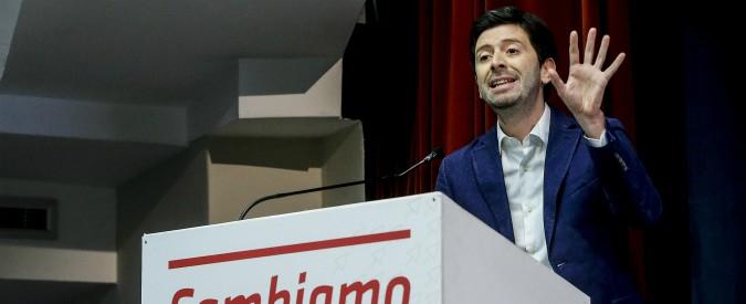 """Articolo 1-Mdp, Roberto Speranza eletto coordinatore all'unanimità: """"Costruire l'alternativa e spezzare le destre"""""""
