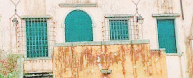 Cade a pezzi Villa Rodella, l'ex Versailles (confiscata) di Galan