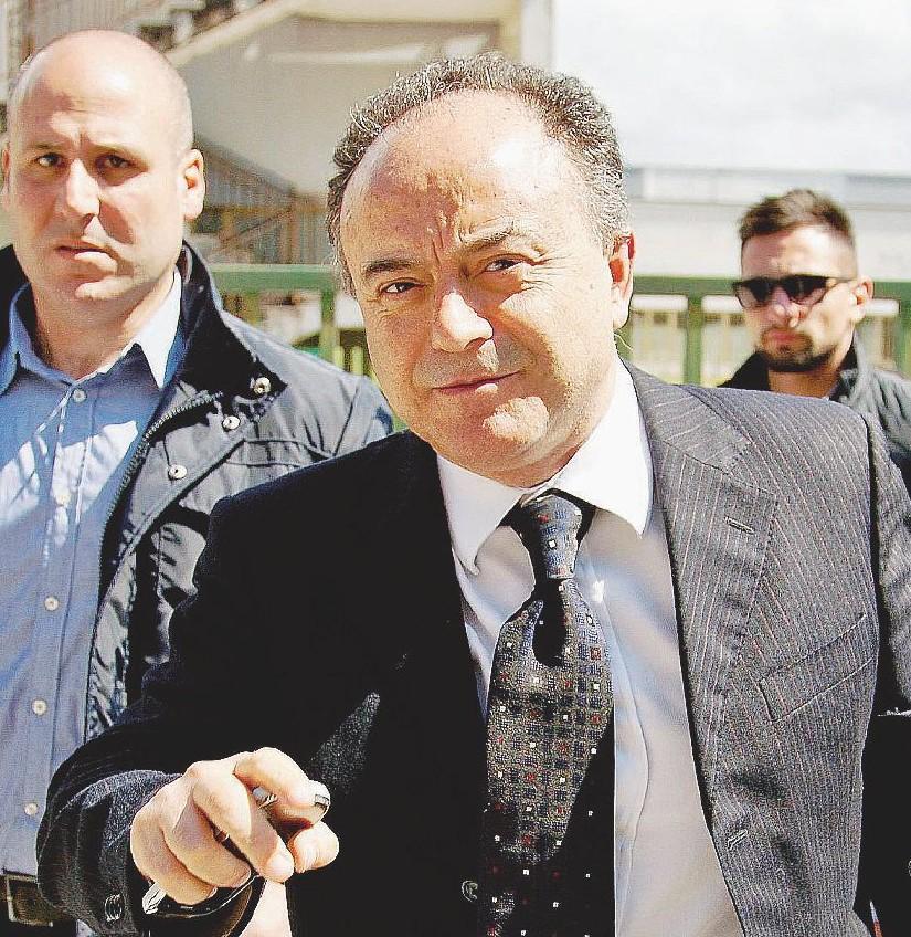Il magistrato Nicola Gratteri