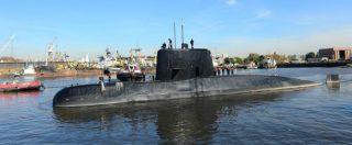 Argentina, svanisce ogni speranza di trovare vivi i 44 membri dell'equipaggio del sottomarino San Juan