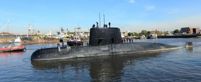"""Sottomarino scomparso in Argentina, non suoi i segnali rilevati. Ma captati rumori: """"Ipotesi che sbattano attrezzi su scafo"""""""