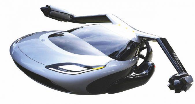 La sfida dell'auto volante Il sogno diventerà realtà?