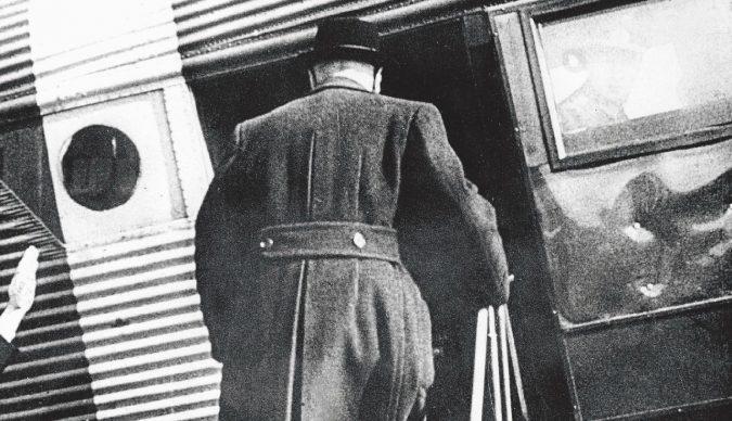 Il 25 luglio '43 di Eugenio  e Italo (che però non c'era)