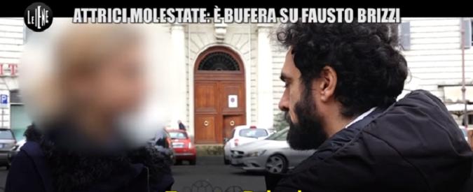 Fausto Brizzi, quello delle Iene è un processo mediatico? A casa mia si chiama informazione