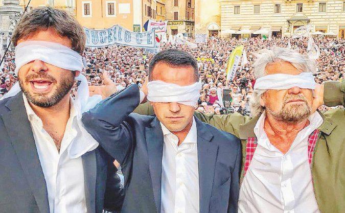 """Di Maio, solo lassù: """"Non è una novità, sapremo reggere"""""""