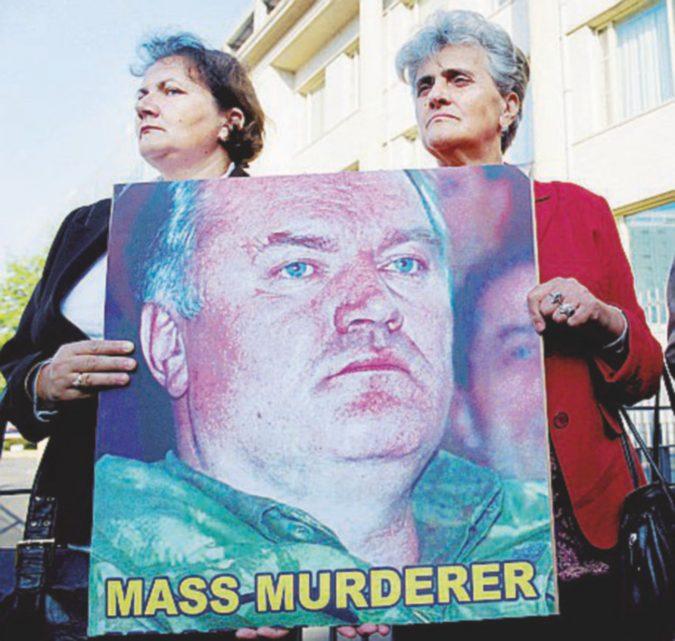 """Srebrenica ultimo atto: lo scorpione Ratko Mladic e la sentenza """"fatale"""""""