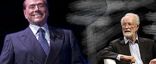 """Berlusconi a Scalfari: """"Mi preferisce a Di Maio? È persona intelligente"""". E l'ex premier apre la campagna sui social"""