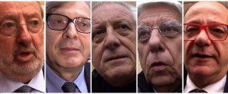 Dibba-Test tra peones centristi ed eterni Dc, da Rotondi a Giovanardi ecco chi va a caccia della conferma in Parlamento