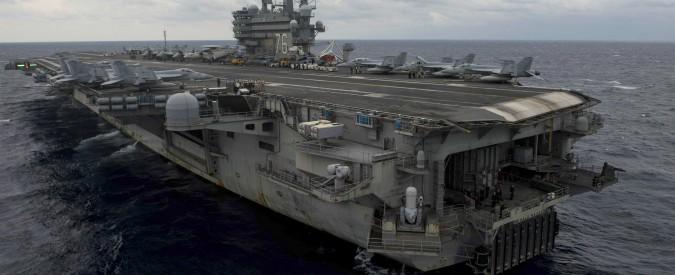 Usa, aereo militare con 11 persone a bordo precipita nel Pacifico