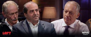 La Confessione, Antonio Di Pietro ed Erri De Luca ospiti di Peter Gomez il 24 novembre su NOVE alle 22.45