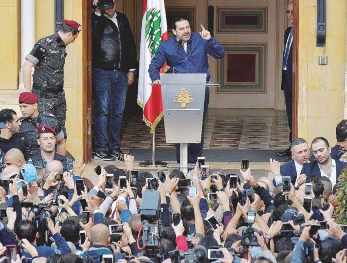 Rebus Hariri: come salvare Beirut da sauditi e iraniani