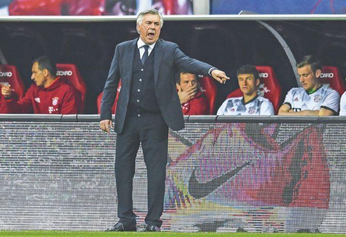 A giugno l'Italia ad Ancelotti
