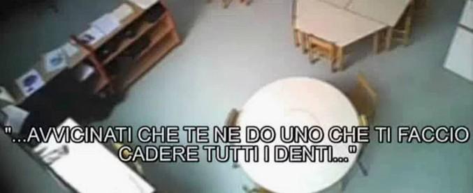 """Vercelli, maltrattamenti in un asilo: agli arresti domiciliari tre maestre. """"Te ne do uno che ti faccio cadere tutti i denti"""""""