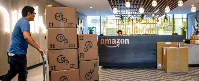 Black friday, scioperano i dipendenti di Amazon: dove tutto è tanto veloce che sfuggono i diritti