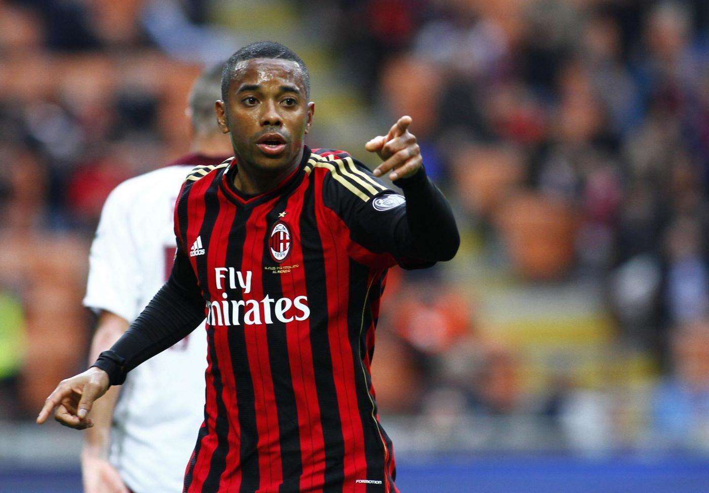 Robinho, 9 anni all'ex calciatore del Milan per violenza sessuale di gruppo