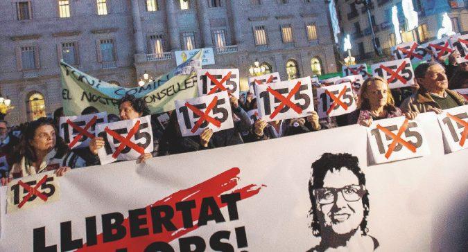 """""""Riconoscerete il nostro voto? Madrid e Ue dicano sì o no"""""""