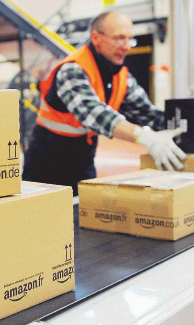 Interinali Amazon, sciopero e paura