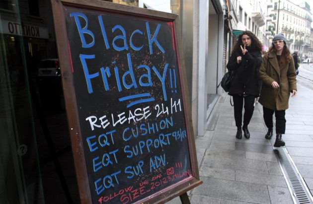 Il Black Friday? Una mezza sòla