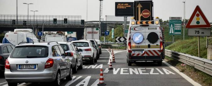 Incidenti, ecco le strade più pericolose. Su tutte, la tangenziale est di Milano