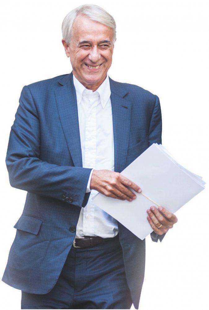 L'ex sindaco e i due forni  In piazza con la Cgil, in lista con Matteo Renzi