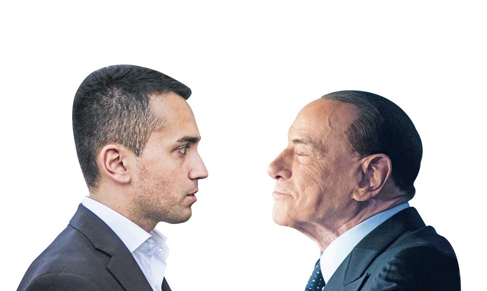 Berlusconi chiude a Milano IdeeItalia, la