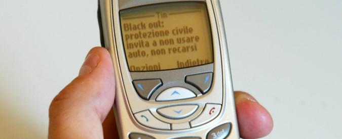 """""""Buon natale"""", il primo sms della storia compie venticinque anni"""