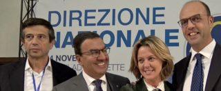 """Psicodramma alfaniani, con il Pd o da soli?Intesa rinviata per trattare: """"Ma Renzi non sarà nostro candidato premier"""""""