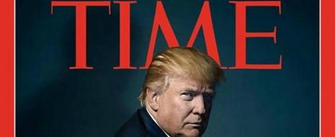 """Usa, Trump contro il Time: """"Rifiuto copertina per persona dell'anno"""". La rivista: """"Sua ricostruzione è sbagliata"""""""